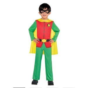 Boys Robin Costume - Teen Titans Go!